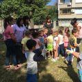 Да изчистим България - ДГ №7 Снежанка - Търговище