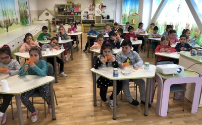 "група ""Мечо Пух"" - ДГ №7 Снежанка - Търговище"
